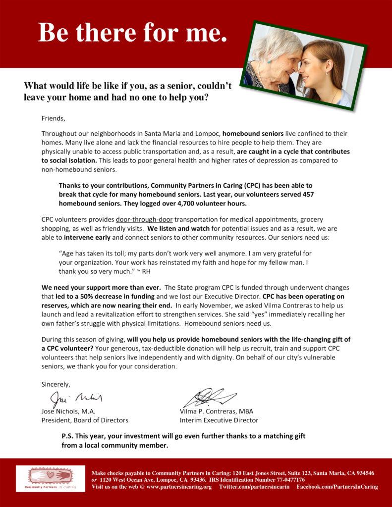 Microsoft Word - Winter Appeal_Dec52016.docx